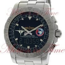 "Breitling Airwolf F-15 ""Eagle Driver"", Black Analog/Di..."