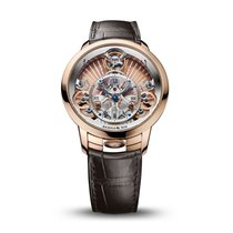 Arnold & Son Rose gold 44.6mm Automatic 1TPAR.F01A.C125A new