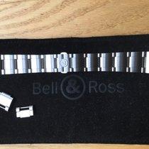 Bell & Ross Bracelet acier satiné vintage 126