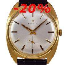Zenith Gold Watch 18K cal.2541 - 1967