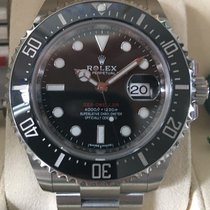 Rolex Sea-Dweller Single Red Ref. 126600