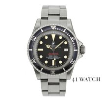 Rolex Sea-Dweller Double Red DRSD 1665 Unpolished