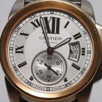 Cartier Calibre de Cartier Or/Acier 42mm Argent Romains France, Paris 08