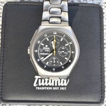 Tutima Military Titanio 43mm Nero