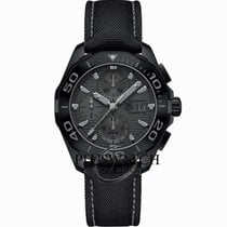 TAG Heuer Aquaracer 300M Titanium 43mm Black