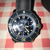 Blancpain Fifty Fathoms Chrono Flyback Blue