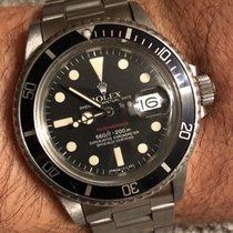 Rolex Submariner Date Ecriture Rouge Ref 1680