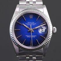 Rolex Datejust 16014 Steel Whitegold - Revision - Extrem rare...