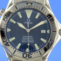 Omega 22558000 Steel Seamaster Diver 300 M 41mm pre-owned
