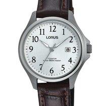 Lorus Titânio Quartzo Prata 29mm novo