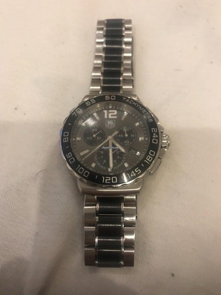 dabc0aa703f Relógios TAG Heuer usados - Compare os preços de relógios TAG Heuer usados