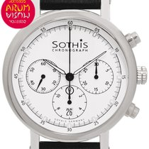 Sothis Steel 43mm Automatic pre-owned
