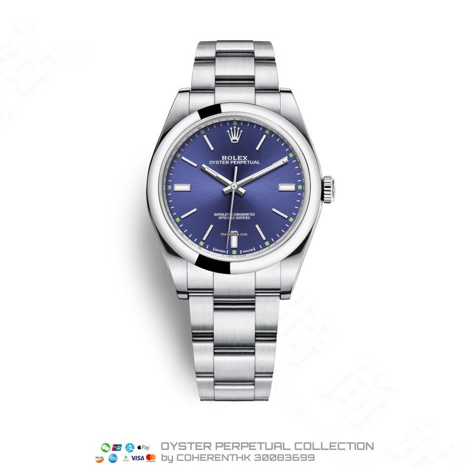 210613c6888 Rolex Oyster Perpetual - Todos os preços de relógios Rolex Oyster Perpetual  na Chrono24