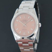 Rolex Air-King Pink Dial 14000