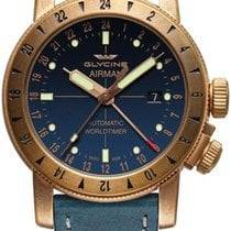Glycine Bronze Automatic 44mm new Airman