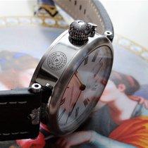 Girard Perregaux neu Handaufzug 49mm Stahl Mineralglas