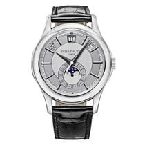 Patek Philippe Annual Calendar 5205G-001 2017 new