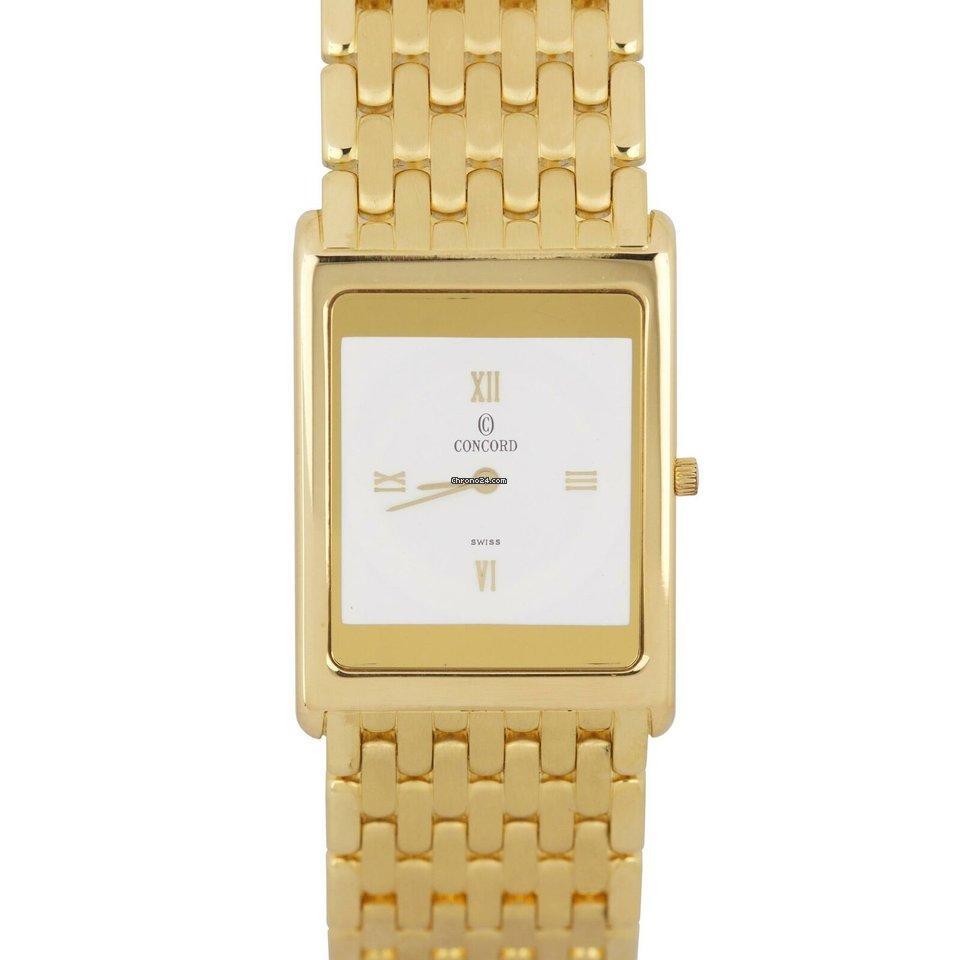 a614c970172f Relojes Concord Oro amarillo - Precios de todos los relojes Concord Oro  amarillo en Chrono24