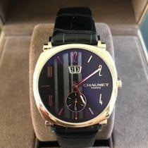 Chaumet Acier 39mm Remontage automatique W11283-47A occasion France, Paris