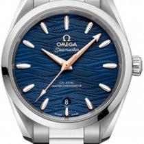 Omega Acero 38mm Automático Seamaster Aqua Terra nuevo