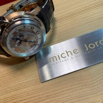 Michel Jordi Yellow gold 45mm Manual winding MT.5000 new