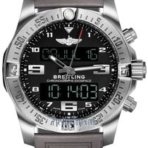 Breitling Exospace B55 Connected Titanium 46mm Black United States of America, New York, Airmont