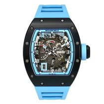 Richard Mille Koolstof 50mm Automatisch RM030 AN CA/507 tweedehands