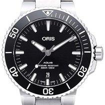 Oris Aquis Date 01 733 7730 4134-07 8 24 05PEB 2020 new