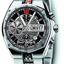 Scalfaro Steel 43mm Automatic SCL.LM917HM new