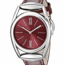 Gucci Acier 34mm Quartz YA139402 nouveau Belgique, Heist-op-den-Berg