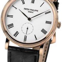 Patek Philippe Calatrava Rose gold 36mm White Roman numerals