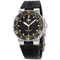 Oris Aquis Date Steel 43mm Black United States of America, New York, Brooklyn
