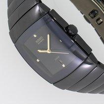 Rado neu Automatik Zentralsekunde Edelstein- & Diamantenbesatz Schnellschaltung 32mm Keramik Saphirglas