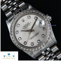 Rolex Lady-Datejust Arany/Acél 31mm Ezüst Római