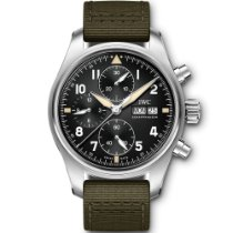 IWC Pilot Spitfire Chronograph IW387901 2020 new