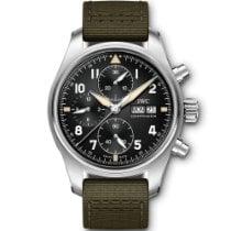 IWC Pilot Spitfire Chronograph IW387901 2020 nuevo
