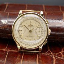 Rolex Chronograph Rose gold 35mm Silver