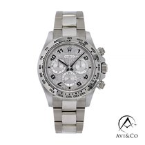 Rolex 116509 White gold 2019 Daytona 40mm new United States of America, New York, New York