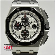 Audemars Piguet Royal Oak Offshore Chronograph Acero 42mm Negro Árabes España, BARCELONA