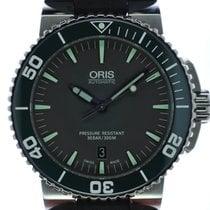 Oris Aquis Date 733 7653 4137 RS 2014 nuevo