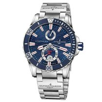 Ulysse Nardin Diver Chronometer 263-10-7M/93 new