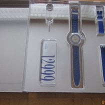 Swatch Rose gold Automatic Silver Roman numerals 35mm new
