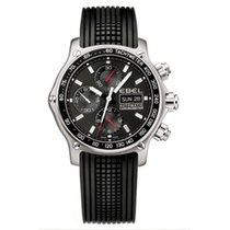 Ebel 1911 Discovery new 2019 Automatic Chronograph Watch with original box and original papers 1215796