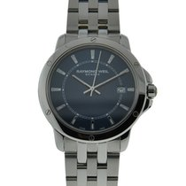 Raymond Weil Tango Stainless Steel With Blue Dial On Stainless...