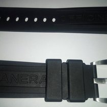 Panerai watch strap and buckle, 24mm