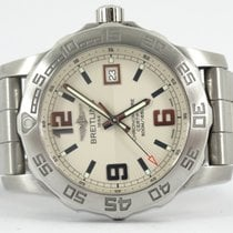 Breitling Colt 44 Steel 44mm Arabic numerals