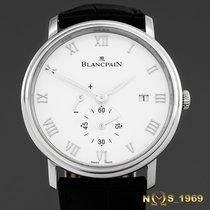 Blancpain Villeret Ultra-Slim 6606-1127-55b 2015 pre-owned