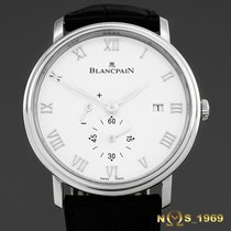 Blancpain Villeret Ultra-Slim 40mm Power reserve  Box Pap.