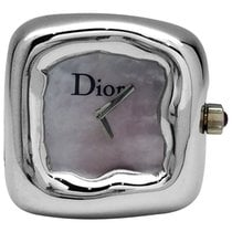Dior White gold 26mm Quartz pre-owned