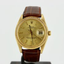 Rolex Oyster Perpetual Date 34mm Gold